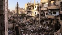 Сирия Разрушенный Дей-Эз-Зор Кондиционер.jpg
