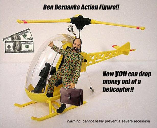 Bernanke phd thesis paper